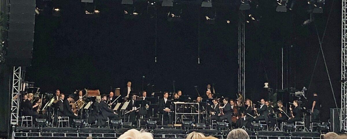 Bamberger Symphoniker im Hain
